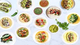Celebrating National Taco Day Video Recipe | Bhavna's Kitchen