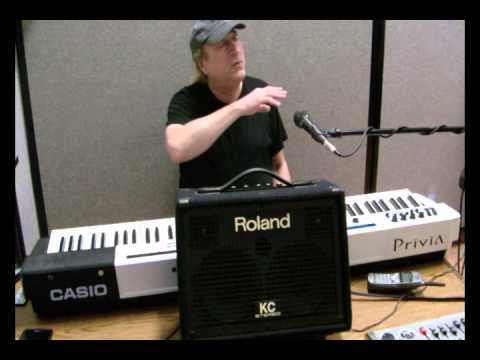 Roland KC-110 Keyboard Amp - Where its appropriate to use (Best Uses)