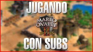 DESPUES DE MUCHO VOLVEMOS A UN JUGANDO CON SUBSNO TE LO PIERDAS :)DONACION, SI TE DIVIERTE Y LA PASAS BIEN CON LO QUE HAGO PUEDES APOYARME AQUI ( https://www.paypal.me/apoyaralcanalmario )FANPAGEhttps://www.facebook.com/Mario-Ovalle-1200082810100030/grupo de Facebook: https://www.facebook.com/groups/AgeOfempiresvoobly/?ref=bookmarks únanse al grupo gente a toda hora mas videos y solución de problemasmi Facebook: https://www.facebook.com/profile.php?id=100010532173890 pueden consultar y hablar con migo además de estar enterados de todo que sucede nuevos videos encuestas y demás