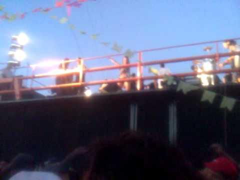 leva nóiz em mirabela tradicional festa de agosto 2012