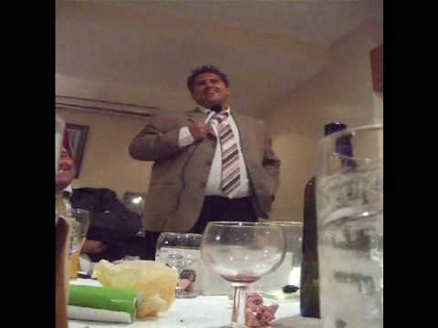 Cleethorpes Cricket Club Sportman's Dinner 2009