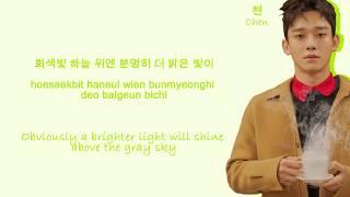 Video EXO Been Through (지나갈 테니) (Color Coded Hangul/Rom/Eng Lyrics) MP3, 3GP, MP4, WEBM, AVI, FLV Juli 2018