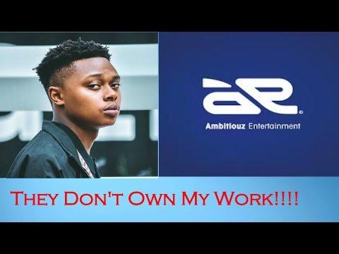 A-Reece slams Ambitiouz Entertainment!!