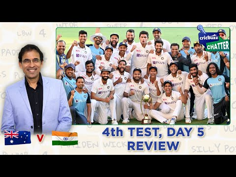 Bruised, abused but conquered! India stun Australia 2-1. Harsha Bhogle reviews