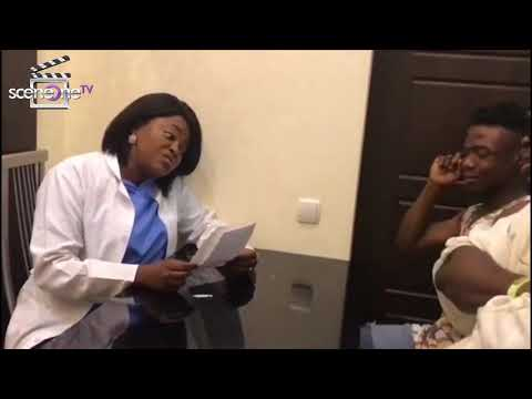 Doctor Jenifa Meets CrazeClown And His Son Ade