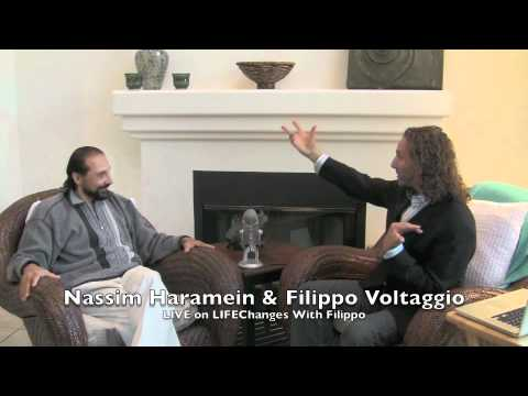 Nassim Haramein LIVE on LIFEChanges With Filippo
