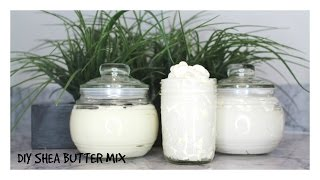 How to Make Your Own Shea Butter