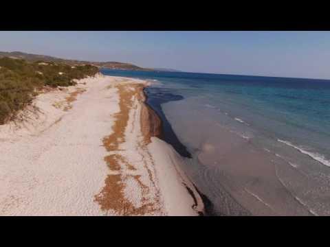 Capo Comino estate 2016 Drone Full HD