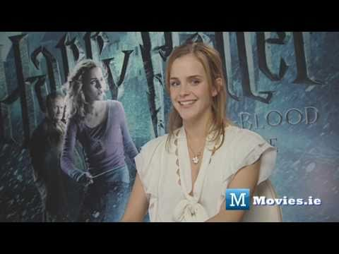 Emma Watson (Hermione) talks about KISSING Rupert Grint (Ron Weasley) in Harry Potter