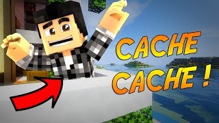 Video CACHE CACHE MINECRAFT LES CACHETTES DES TRICHEURS ! | Hide and Seek | Minecraft MP3, 3GP, MP4, WEBM, AVI, FLV Agustus 2017