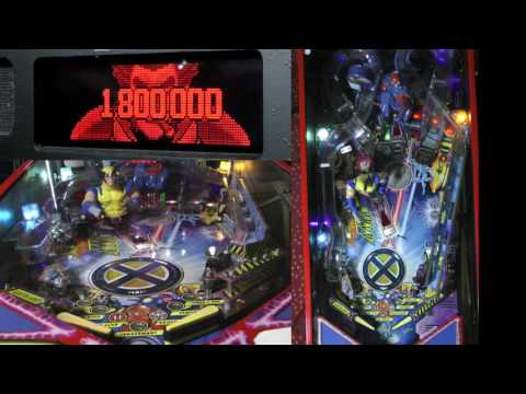X-Men Pinball Tutorial