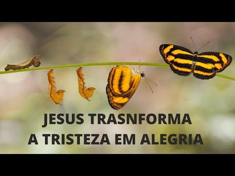 Pastor Nilton dos Santos - Jesus transforma a tristeza em alegria