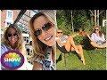 Amanda Holden Instagram: Star sends fans into frenzy in selfie with lookalike sister