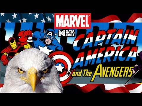 AMERICA NEEDS YOUR HELP! - Captain America & The Avengers
