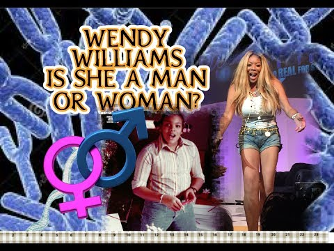 Wendy Williams Is She a Man or Woman