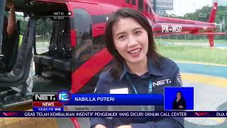 Video Yuk Cobain Mudik Naik Helikopter - NET 12 MP3, 3GP, MP4, WEBM, AVI, FLV Juni 2018