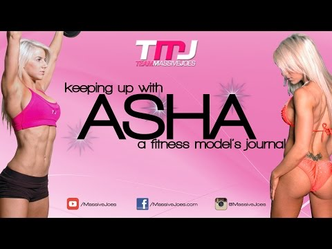 Keeping Up With Asha | A Fitness Model's Journal Season 4 Ep 3: Home Workout