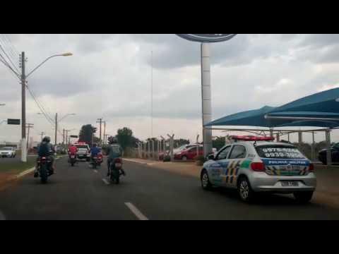 OPERAÇÃO TOLERÂNCIA ZERO - (7ª CIPM) - MINEIROS (GO)