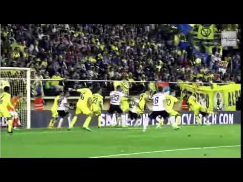 Edición limitada  Villarreal CF 1 3 Valencia CF   HD (видео)