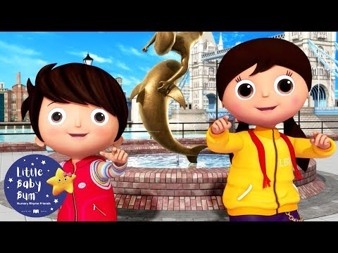 Learn How To Copy Me! #singalong | Fun #Learning with #LittleBabyBum | #NurseryRhymes for Kids