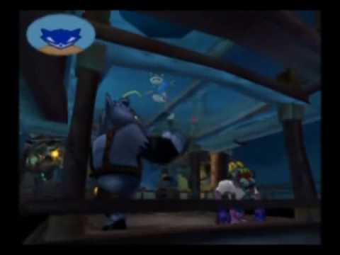 Sly Cooper 3 Honor Among Thieves Walkthrough part 1: The Crime of the Century