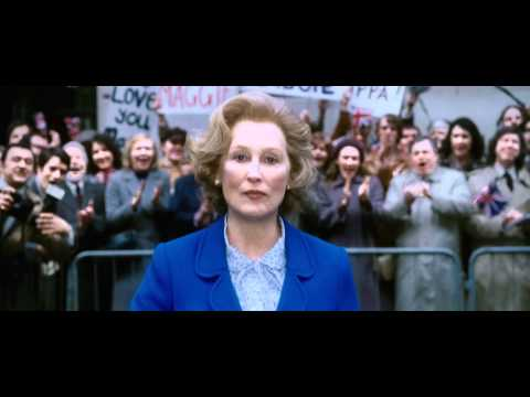 The Iron Lady - Official Trailer #2 [HD]