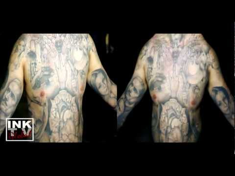 8th International London Tattoo Convention 2012 Pt. 1/2