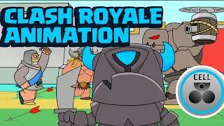 Video Clash Royale Animation Compilation MP3, 3GP, MP4, WEBM, AVI, FLV November 2017