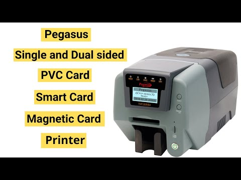 Pegaus PCP Series ID Card Printer
