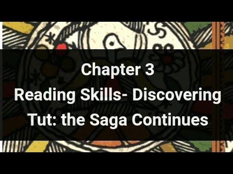 Discovering Tut: Part 2
