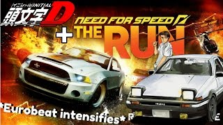 Download Lagu Initial D eurobeat mix // (Need for Speed The Run) Mp3