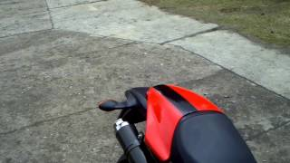 10. Ducati Monster S2R LOUD Exhaust Sound