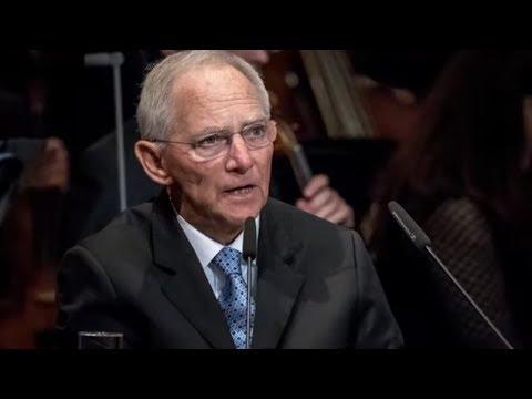 Migration: Bundestagspräsident Schäuble kritisiert vo ...