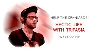 Help Lucky and the Spaniards! New rewards! Smash.gg/Heir | Update  3: Trifasia's interview