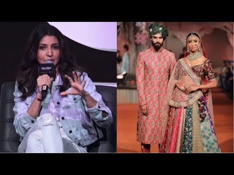 Anushka Sharma Talks About Indian Fashion Industry | Launch Of Anushka New Entrepreneurial Venture