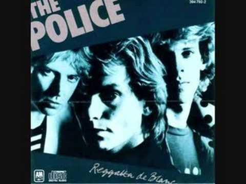 The Police - Reggatta de blanc lyrics