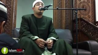 مقام النهاوند من سوره إبراهيم للقارئ محمود الشحات محمد أنور