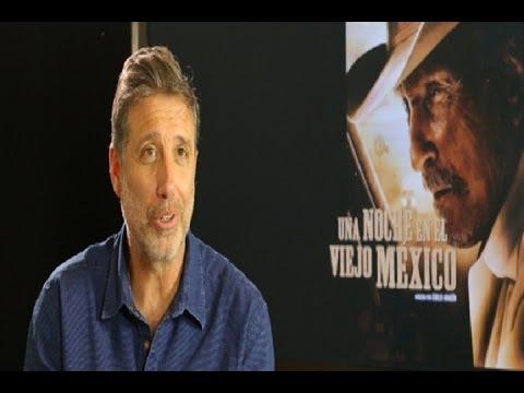 Emilio Aragón estrena 'Una noche en el viejo México'
