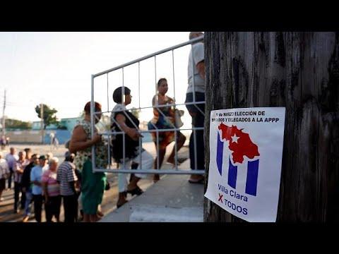 Kuba wählt Parlament und bereitet Castros Nachfolge v ...