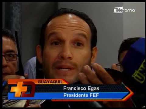 Carlos Villacís deja un déficit en la FEF de USD 4,7 millones en el 2018