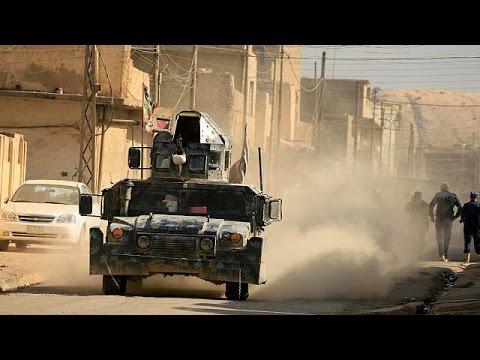 Υπό τον έλεγχο των ιρακινών δυνάμεων η Χαμάμ αλ Αλίλ – world