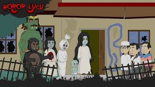 Video Hantu Budeg#Pocong Lucu#Horor Lucu Episode 5 MP3, 3GP, MP4, WEBM, AVI, FLV Februari 2019