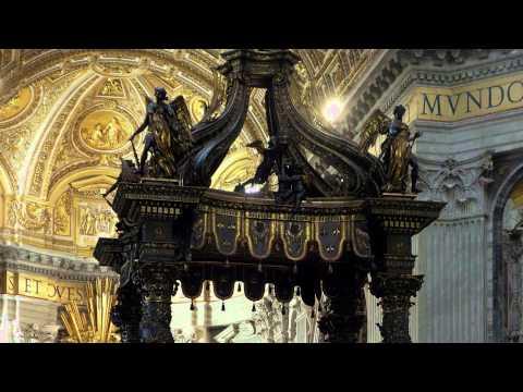 peterskirken i roma barokken