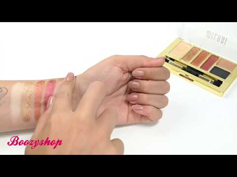Milani Milani Everyday Eyes 08 Must Have Metallics