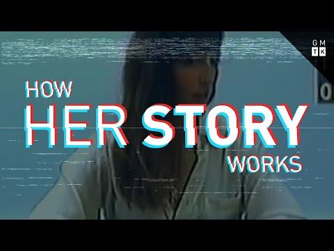 Her Story = Nejlepší herní design roku