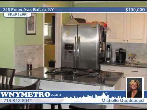 345 Porter Ave  Buffalo, NY Homes for Sale | wnymetro.com