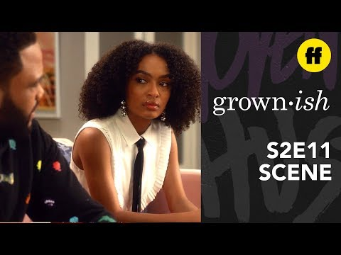 grown-ish Season 2, Episode 11 | Zoey Gets Cut Off | Freeform