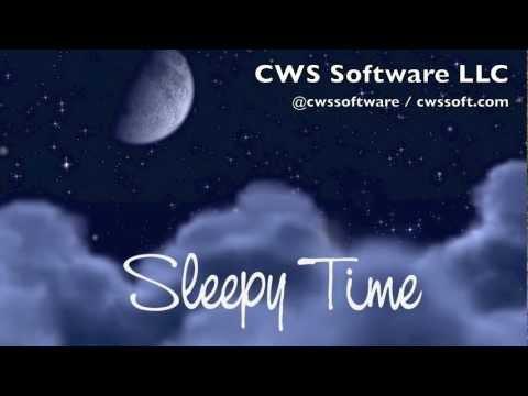 Video of Sleepy Time