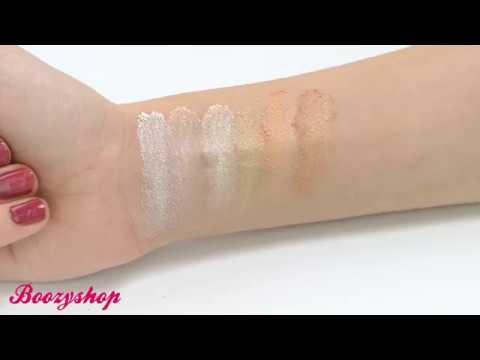 W7 Cosmetics W7 Glow for Glory Illuminating Palette