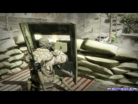 Battlefield 2 Multiplayer Beta Coming November 19, exclusive to ps3